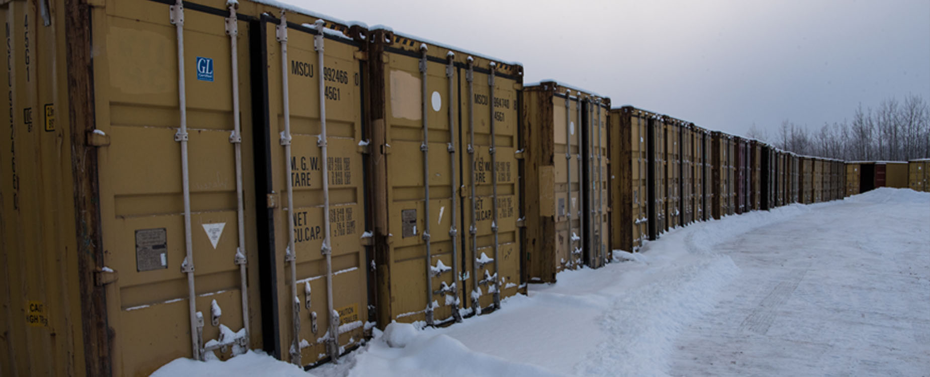 Welcome to Alaska Custom Containers & Storage